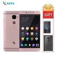 Original LeEco Letv S3 X522 Le2 X526 X520 3GB RAM 32GB/64GB Snapdragon 652 Smartphone 5.5 Inch Octa Core 3000mAh 4G Mobile Phone