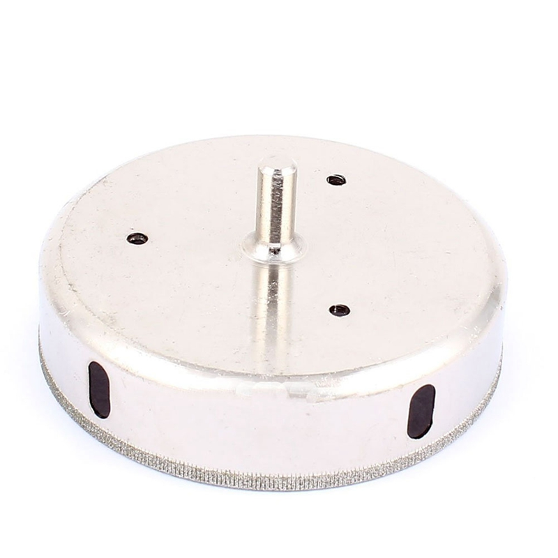 16mm-120mm Diamond Drill Bits Hole Saw With Center Drill For Tiles Glass Marble