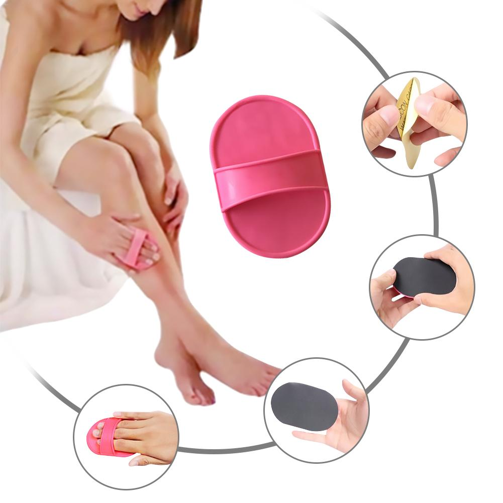 Painless Hair Removal Smooth Legs Skin Pad Arm Face Upper Lip Hair Removal Remover Set Exfoliator Away Hair Body Care Gentle