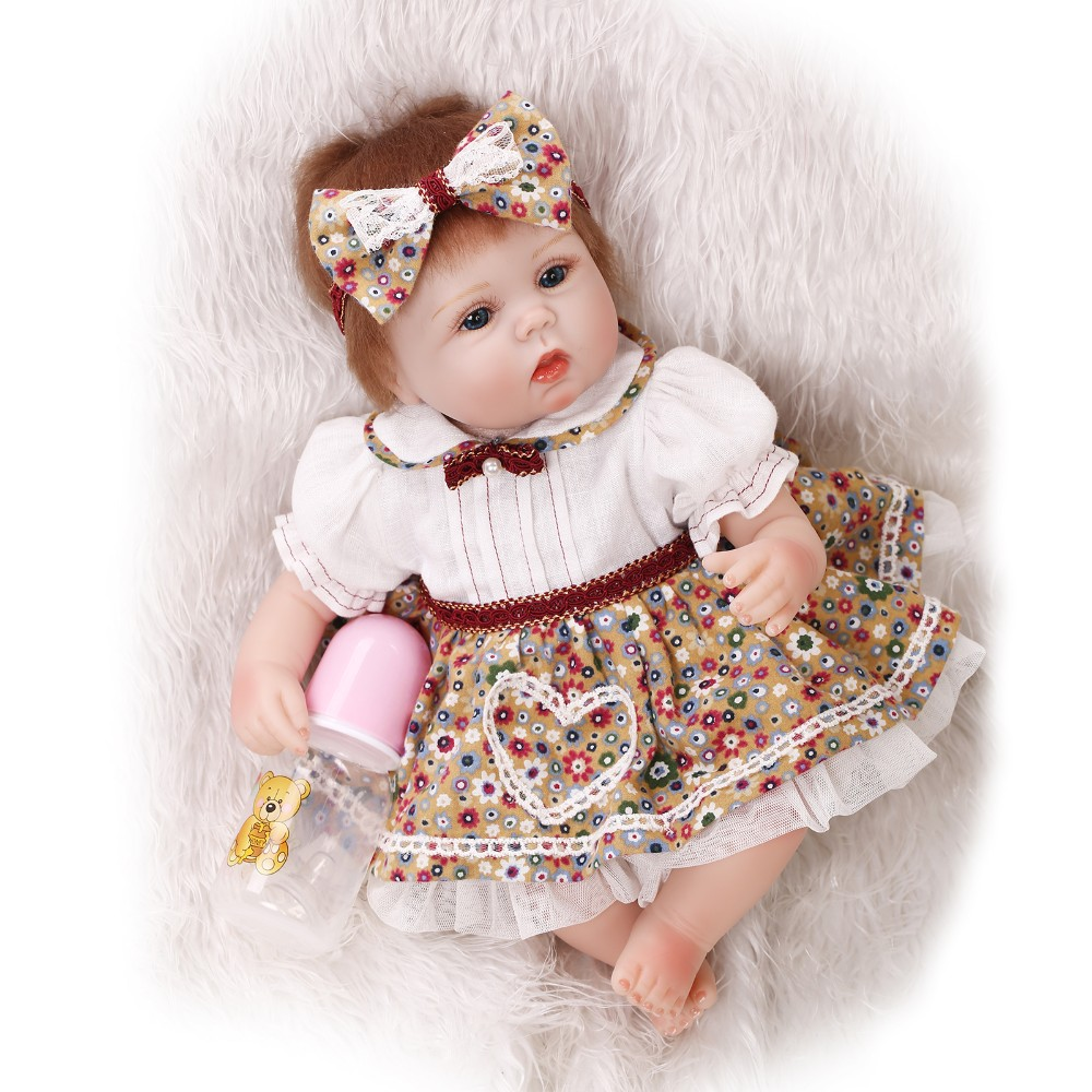 40cm silicone reborn dolls toy lifelike children play house bedtime toys birthday gift bebe brinquedos bonecas reborn babies40cm silicone reborn dolls toy lifelike children play house bedtime toys birthday gift bebe brinquedos bonecas reborn babies