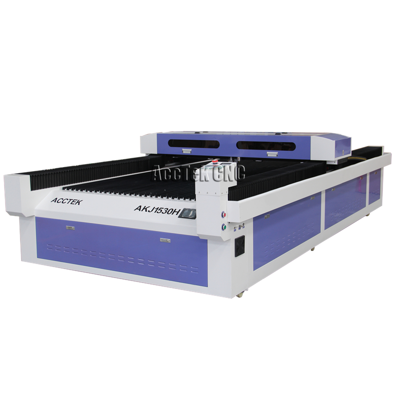 Yongli <font><b>300W</b></font> 280W power metal sheet cnc <font><b>laser</b></font> cutter <font><b>co2</b></font> <font><b>laser</b></font> cutting machine 1390 1530 cutting 1mm 2mm 3mm stainless steel image
