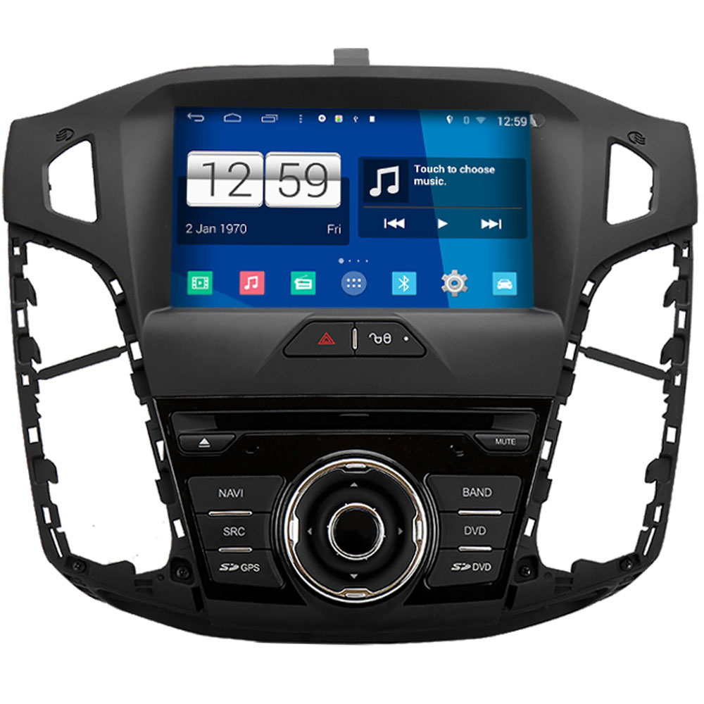 Winca S160 Android 4.4 Car DVD GPS Head Unit Sat Nav for Ford Focus ...