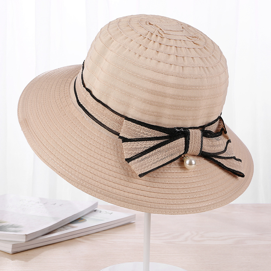 6c433455094 2018 Ladies Summer Hats With Brim New Brand Straw Hats For Women Beach Sun  Hats Sun protection chapeau femme