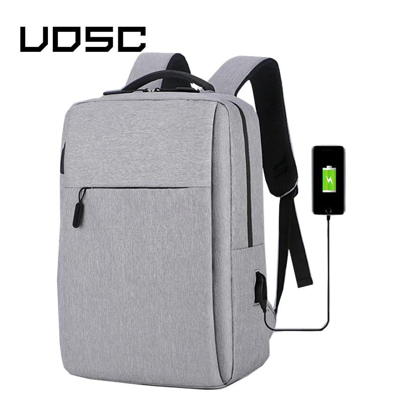16inch Outdoor USB Skateboard Backpack Waterproof Anti Theft Laptop Bag School Bag Rucksack