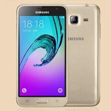 Original samsung galaxy j3 (2016) j320f desbloqueado telefone celular 5.0