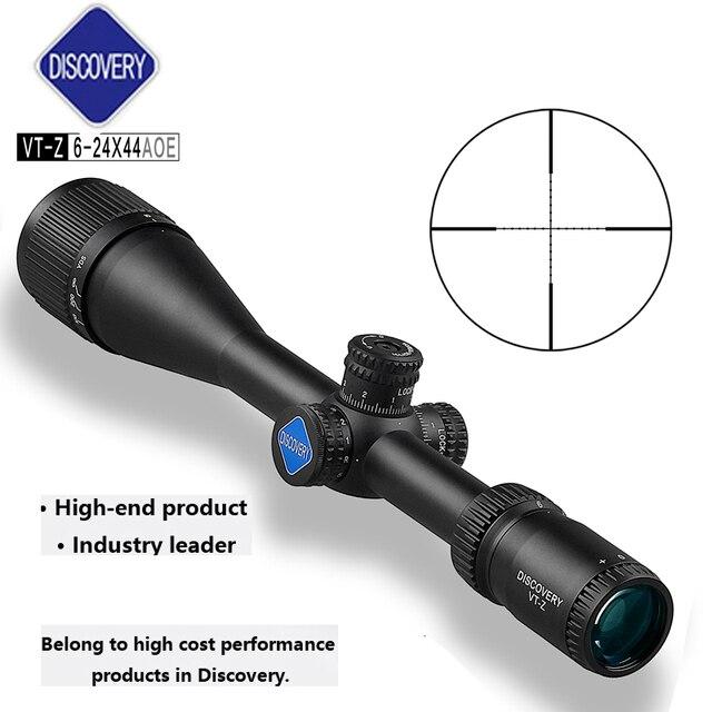 Дискавери VT-Z 6-24X44AOE оптический прицел для путешествий на открытом воздухе прицелы для охотничьих ружей координатные страйкбол оружейные ак...