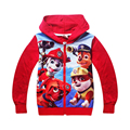 New Design  T-Shirt Boys Clothes Sweatshirt Kids Hoodies Coat Cartoon  Dog Shirt Teens Christmas Children Clothing