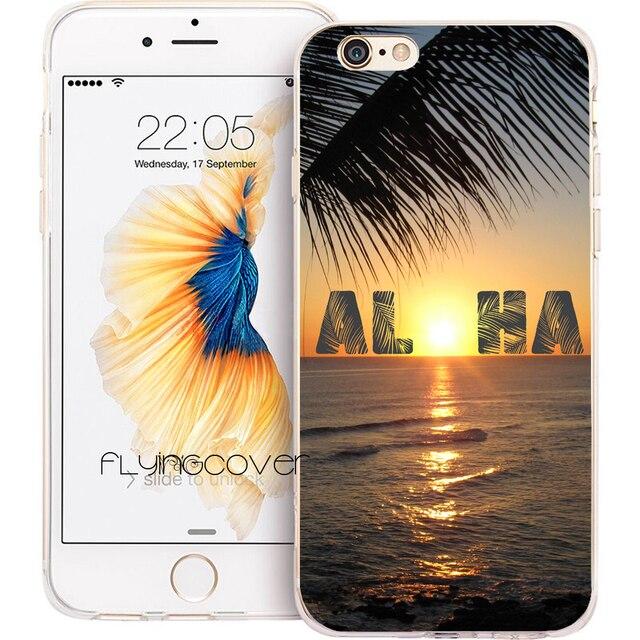 coque iphone 7 hawaii