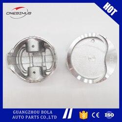 OEM 13101-15020 tłok silnika i pin zestaw 77.5mm  77.5mm + 0.5 dla T-3A corolla 1500/tercel 1500