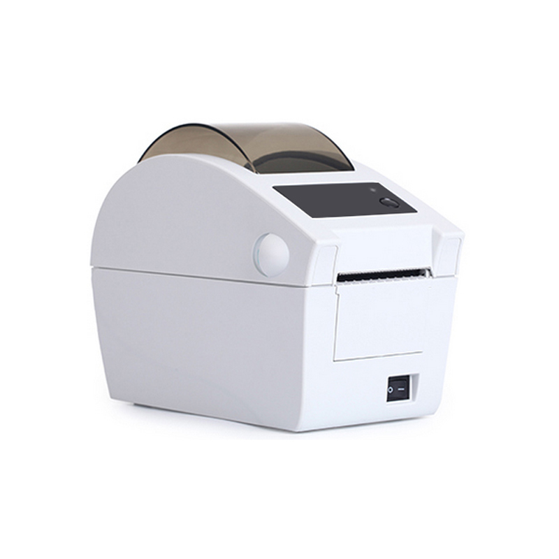 USB Thermal label printer 152mm/s high speed QR code printer BTP-L520 for Medical wrist strap,barcode label,price tag printing стоимость