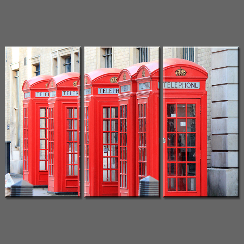 Popular red phone booth buy cheap red phone booth lots for Home accessories london