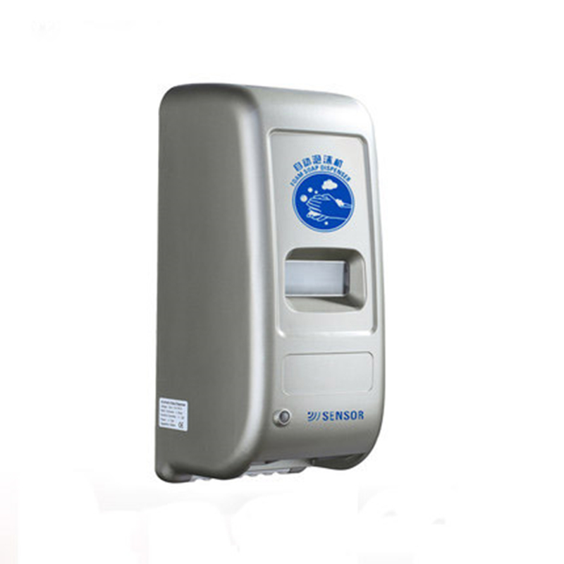 1000 ml Automatische Sensor Badkamer Zeepdispenser Touchless Wandmontage Keuken Wasmiddel Bad Shampoo Dispensers - 4