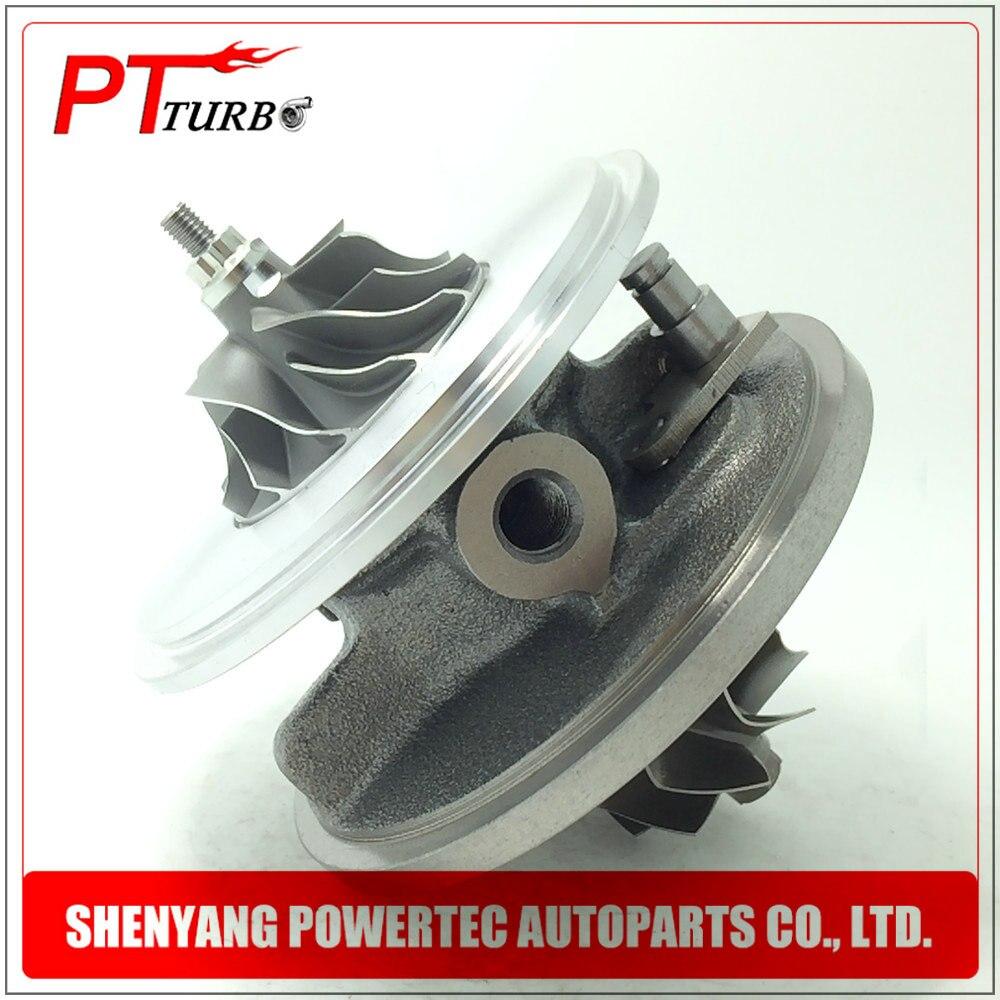 Car turbo replacement kit GT1849V turbocharger cartridge chra 717626 705204 860055 860051 turbo core for Opel Vectra C 2.2 DTI