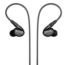 BGVP DM5 2BA+2DD Hybrid Drivers Earphones HIFI Metal Earphones with 2 Detachable Cables