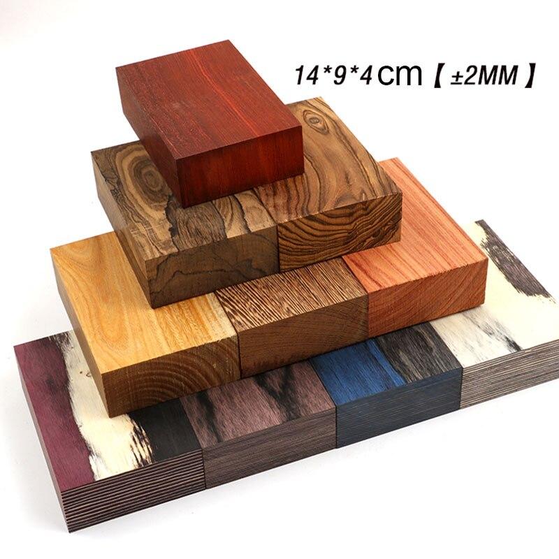 Aliexpress Com Buy Edc Handmade Wood Block Raw Materials