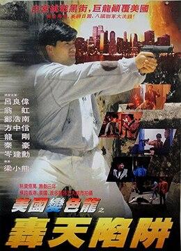 《虎穴屠龙之轰天陷阱》1994年香港动作电影在线观看