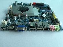 Mini ITX 1037u Motherboard 1.8GHZ 17w CPU Motherboard with intel celeron CPU