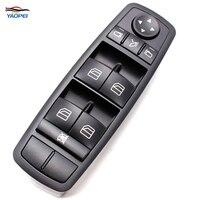 Power Window Switch 2518300290 A2518300290 A 251 830 02 90 For Mercedes W164 GL320 GL350 GL450