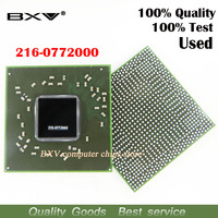 216 0772000 100 Test Work Very Well Reball With Balls BGA Chipset For Laptop Free Shipping