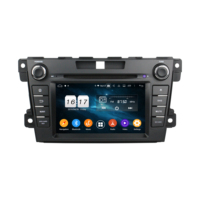 Android 9.0 Octa Core 2 din 7 Car Radio DVD GPS for Mazda CX 7 CX 7 With 4GB RAM Bluetooth 4G WIFI 32GB ROM USB Mirror link