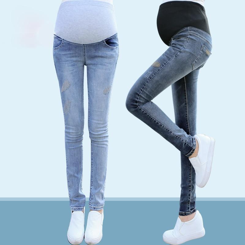 My Tummy Le de maternit/é et Grossesse Pantalon de Fitness Bande Gris