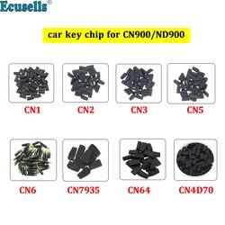 CN1 CN2 CN3 CN5 CN6 CN7935 CN4D70 80BIT chip dla CN900 CN900MINI ND900 kopii 4C 4D 46 48 7935 G układu 4D61/62/65/66/67 Kluczyki samochodowe Samochody i motocykle -