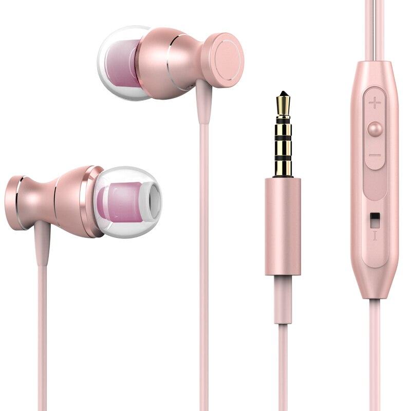 마그네틱 이어폰 헤드폰 금속 헤드셋 뜨거운 판매 - 휴대용 오디오 및 비디오 - 사진 2