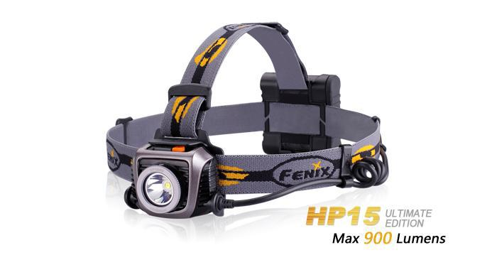2015 NEW Fenix HP15 UE Cree XM-L2 LED 900 Lumens Headlamp Uses 4xAA batteries either Ni-MH or Alkaline Headlight+Free Shipping налобный фонарь fenix hp30r cree xm l2 xp g2 r5 серый