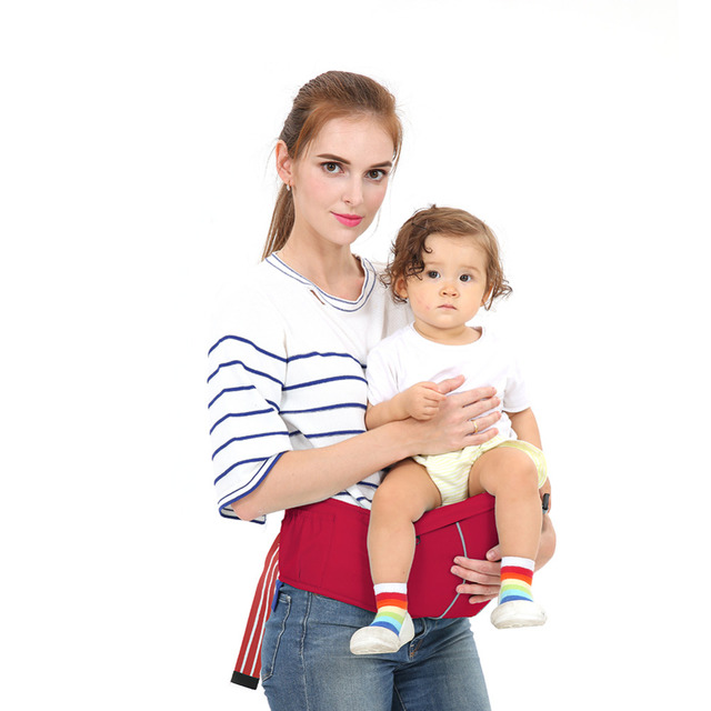 High Quality Baby Carrier Waist Stool Baby Sling Hold Waist Belt Backpack Hip seat Carrier to Babies Belt Kids Infant Hip seat