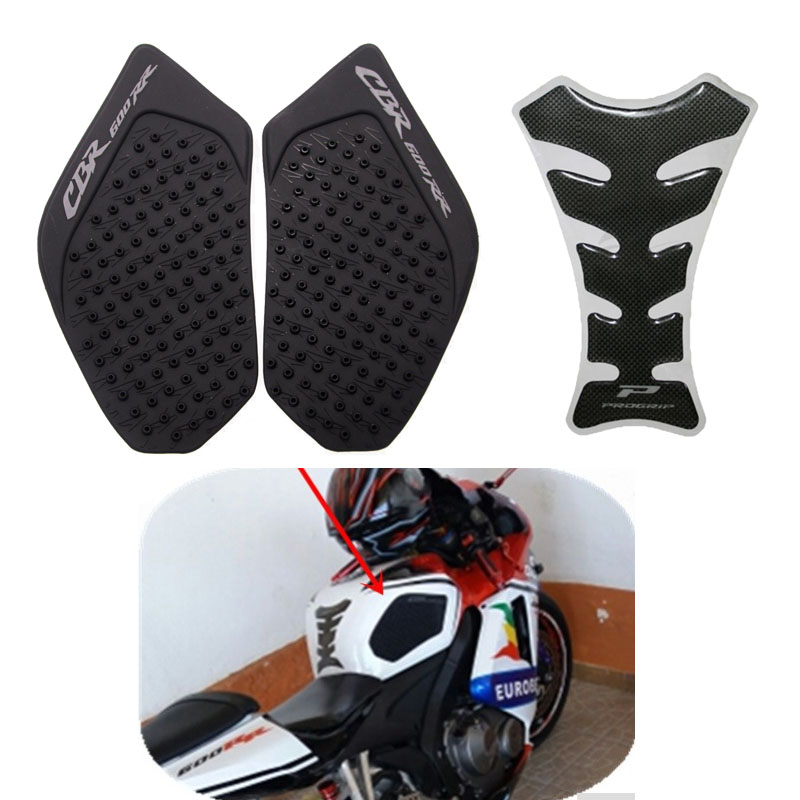 Cbr600rr 2003 2004 2005 2006 Motorcycle Accessories Parts Gas Knee Grip Pads Motorbike Protector Motorcycle Parts Motorbike Accessories For Honda