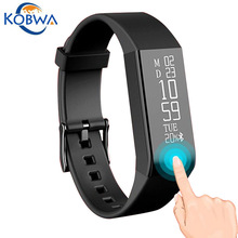 zero.88inch Contact Display Wi-fi Good Wristband Coronary heart Price Monitor IP67 Waterproof Sports activities Band Bluetooth Health Bracelet