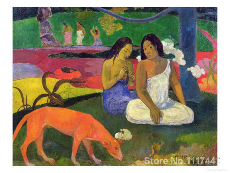 Aliexpress.com : Buy French impressionists art Arearea by