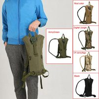 Outdoor Military Tactical Camping Liner 3L Water Bladder Bag Backpack