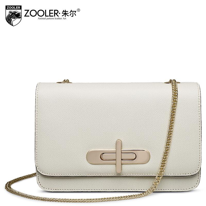 free delivery  Split Leather Women bag  Leisure small square package 2016 new fashion shoulder Messenger Bag Chain bag