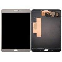 Новинка для ЖК дисплей Экран и полный комплект аналого цифрового преобразователя в сборе для Galaxy Tab S2 8,0 LTE/T715/T719 ремонт, замена, аксессуары