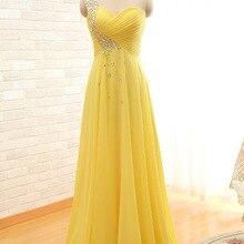 737dbaabb5 Buy yellow dress wedding and get free shipping on AliExpress.com