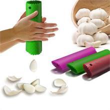Useful Magic Silicone Garlic Peeler Peel Easy Practical Home Kitchen Tool S