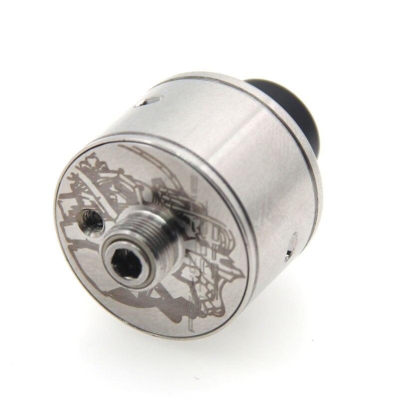 SXK Citadel 22mm RDA Tank Reubuildable Atomizer for Mech Box Mechanical Mod  Vape Kits Vaporizer Electronic Cigarette Atomizers