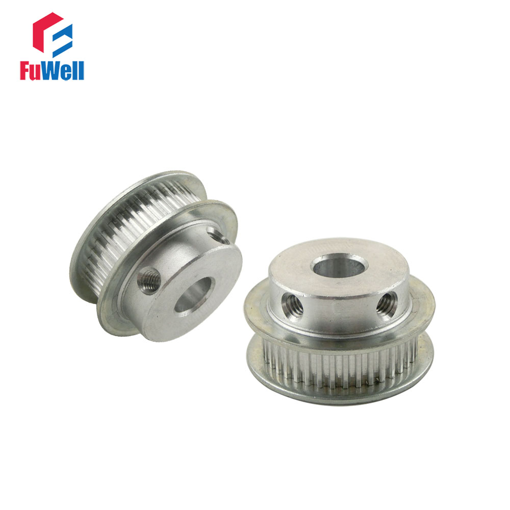 2pcs MXL 50T Timing Pulley 5/6/8/10/12/15mm Bore Gear Toothed Pulley 7mm Width 2.032mm Pitch 50Teeth Synchronous Belt Pulleys 2pcs htd5m 12t timing pulley 5 6 6 35 8 10mm inner bore 5mm pitch 21mm belt width 12teeth timing belt synchros pulleys