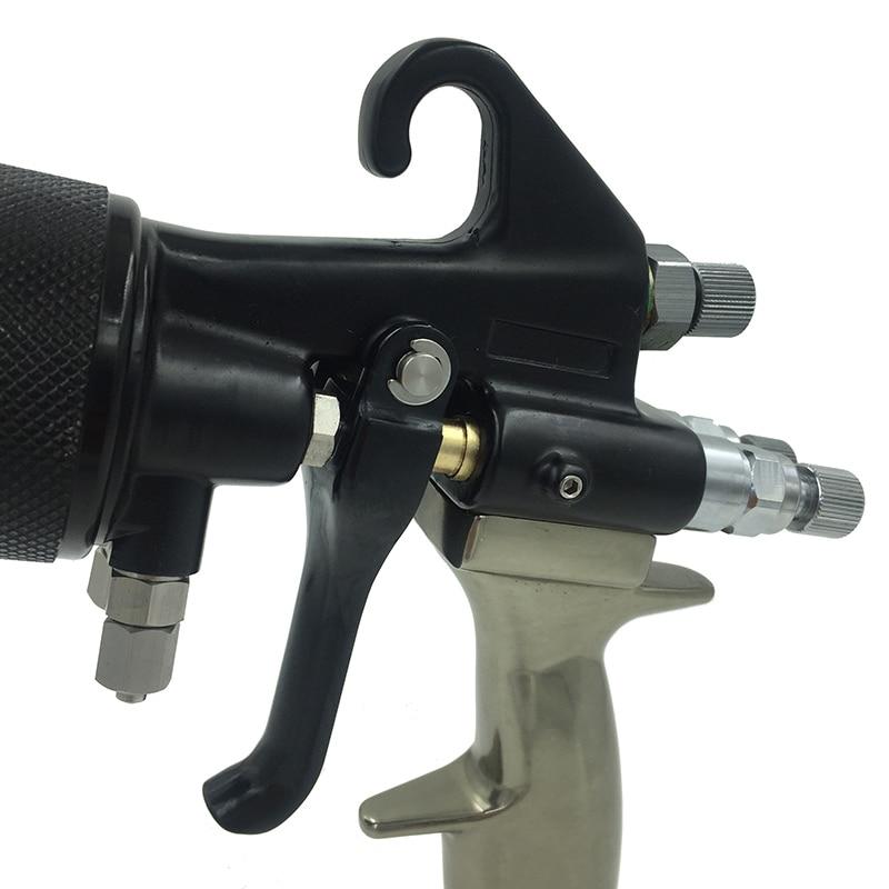 SAT1205 kiváló minőségű szórópisztoly autófestéshez pistola - Elektromos kéziszerszámok - Fénykép 6