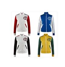 Sml XL kadın Fitness tops Womens İNGILTERE track Jacket sarı/beyaz/mavi/kırmızı