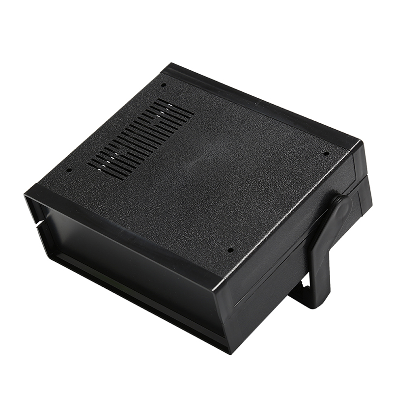Waterproof Plastic Electronic Enclosure With Handle Black 200*175*70mm Project Box Instrument Desk Case Shell