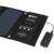 Carregador Solar dobrável com Painel de energia Solar Ao Ar Livre Painel Solar Power Bank Carregador de Bateria Externa pacote Carregador de Bateria