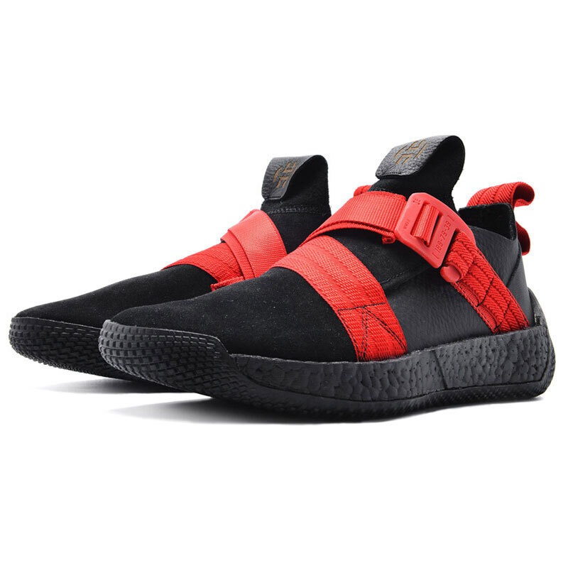 Original New Arrival 2018 Adidas LS Buckle-Apparel Pack Men's Basketball Shoes Sneakers 2