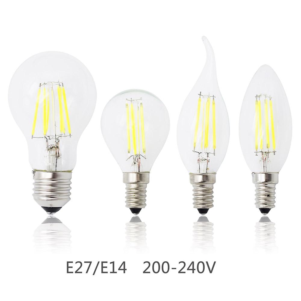 10x 40 W 12 V Basse Tension Gls Clear Dimmable ES E27 à vis Edison ampoule lampe
