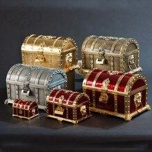 Европейская металлическая коробка для хранения ювелирных изделий, коробка для хранения ювелирных изделий, чехол для хранения 2 слоев, коробка для ювелирных украшений, настольный органайзер Z105