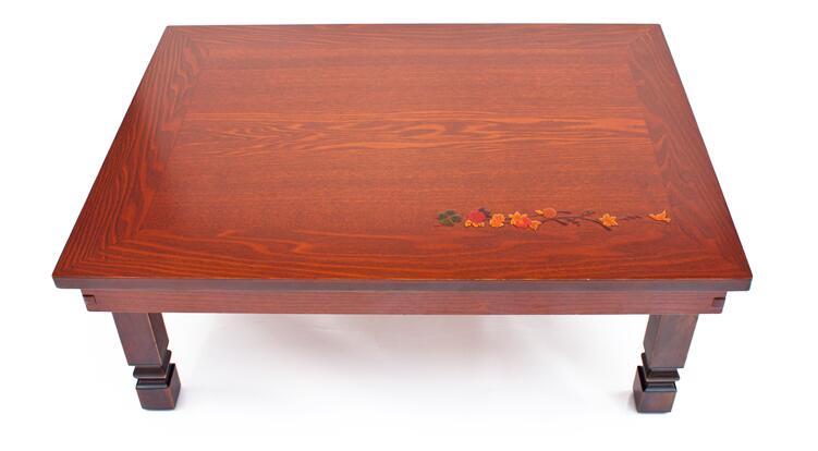 Корейский складной стол под старину Мебель Гостиная низкий деревянный Кофе стол прямоугольный азиатских традиционных антикварные настоль...