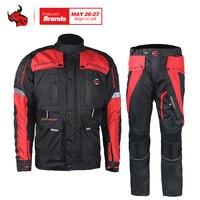 Riding Tribe Motorcycle Jackets Moto Pants For Motorcycle Riding Waterproof Moto Blouson Winter Windproof Blouson Moto