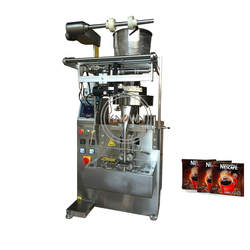 Автоматический трехсторонний гранулы кофе молоко порошок запайки упаковочная машина