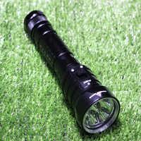 Led Tauchen wasserdicht lichter DX4S XM-L2 U2 3200LM LED Tauchen Taschenlampe Helligkeit Wasserdichte 100m Weiß Licht Led Taschenlampe